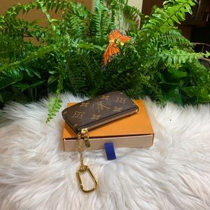Authentic LV Key Pouch -ONLY